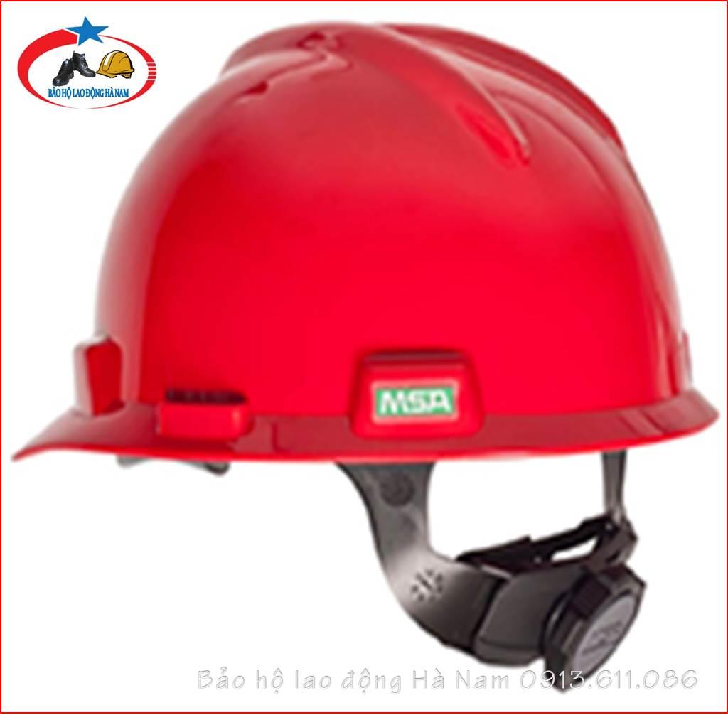 Mũ bảo hộ lao động M6