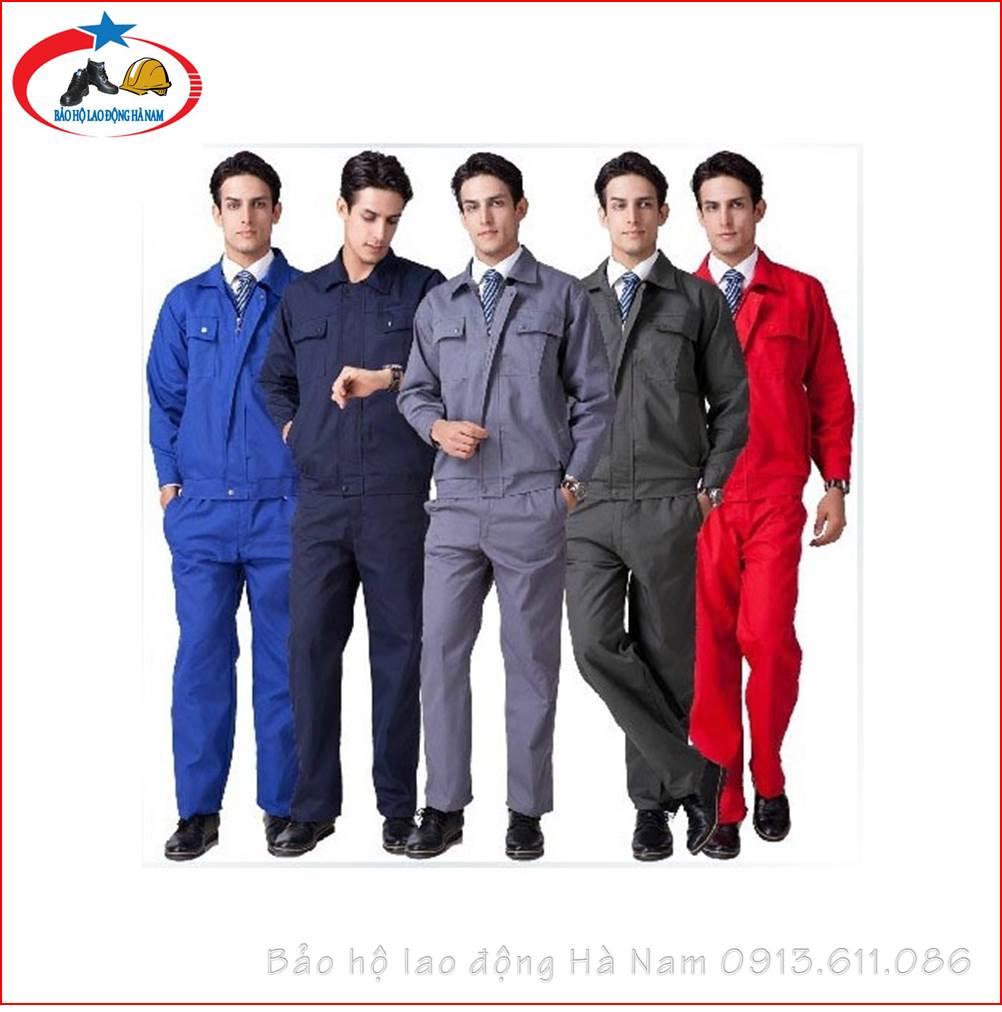 Quần áo Bảo hộ lao động Mẫu_A2