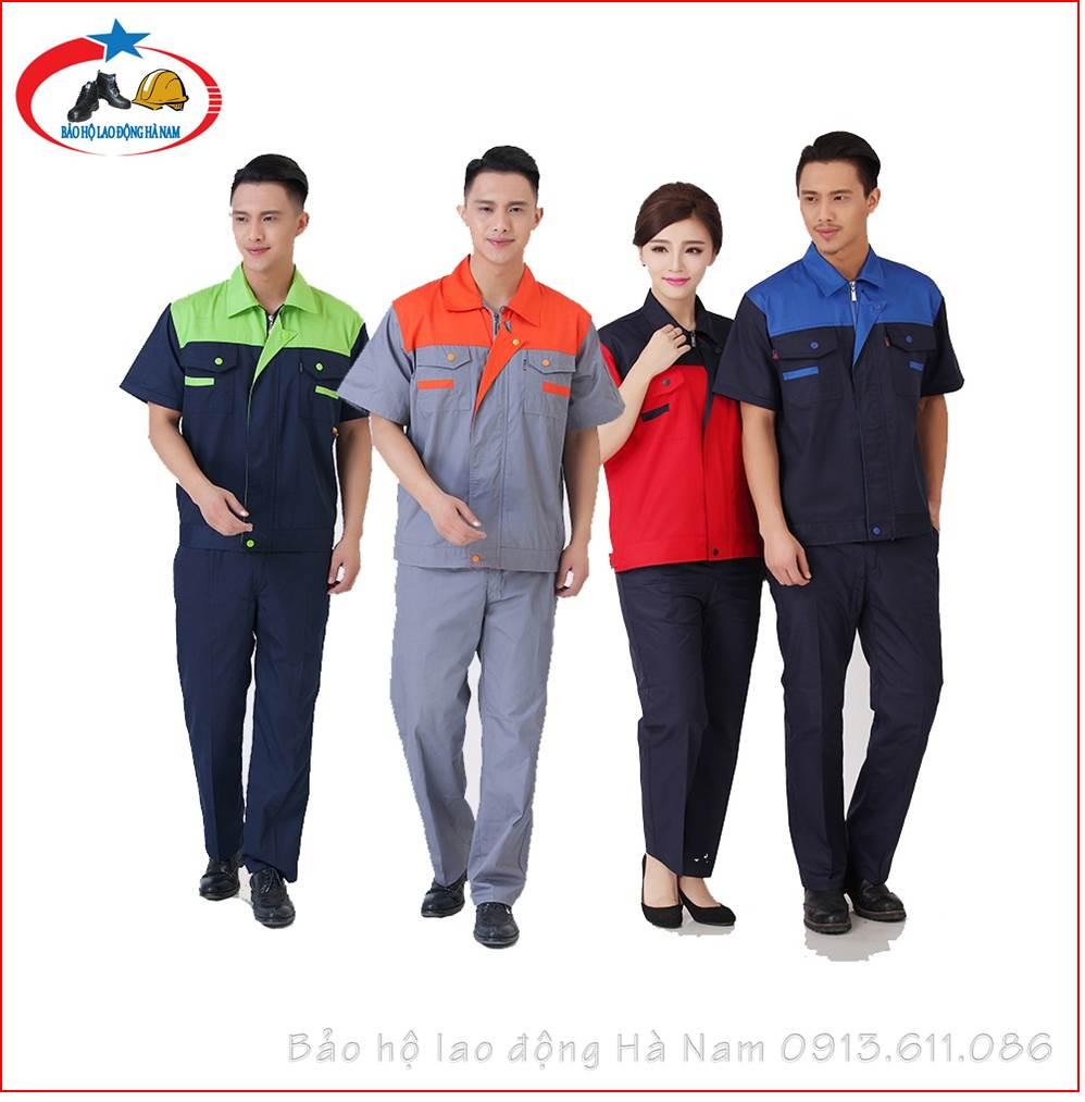 Quần áo Bảo hộ lao động Mẫu_A3