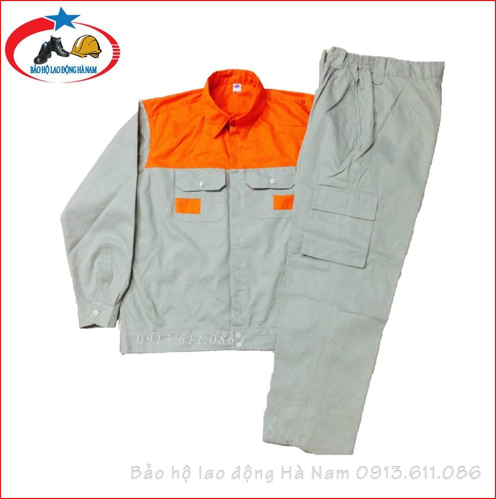 Quần áo Bảo hộ lao động Mẫu_A9