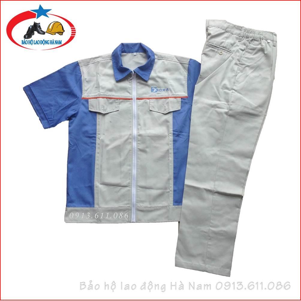 Quần áo Bảo hộ lao động Mẫu_A10