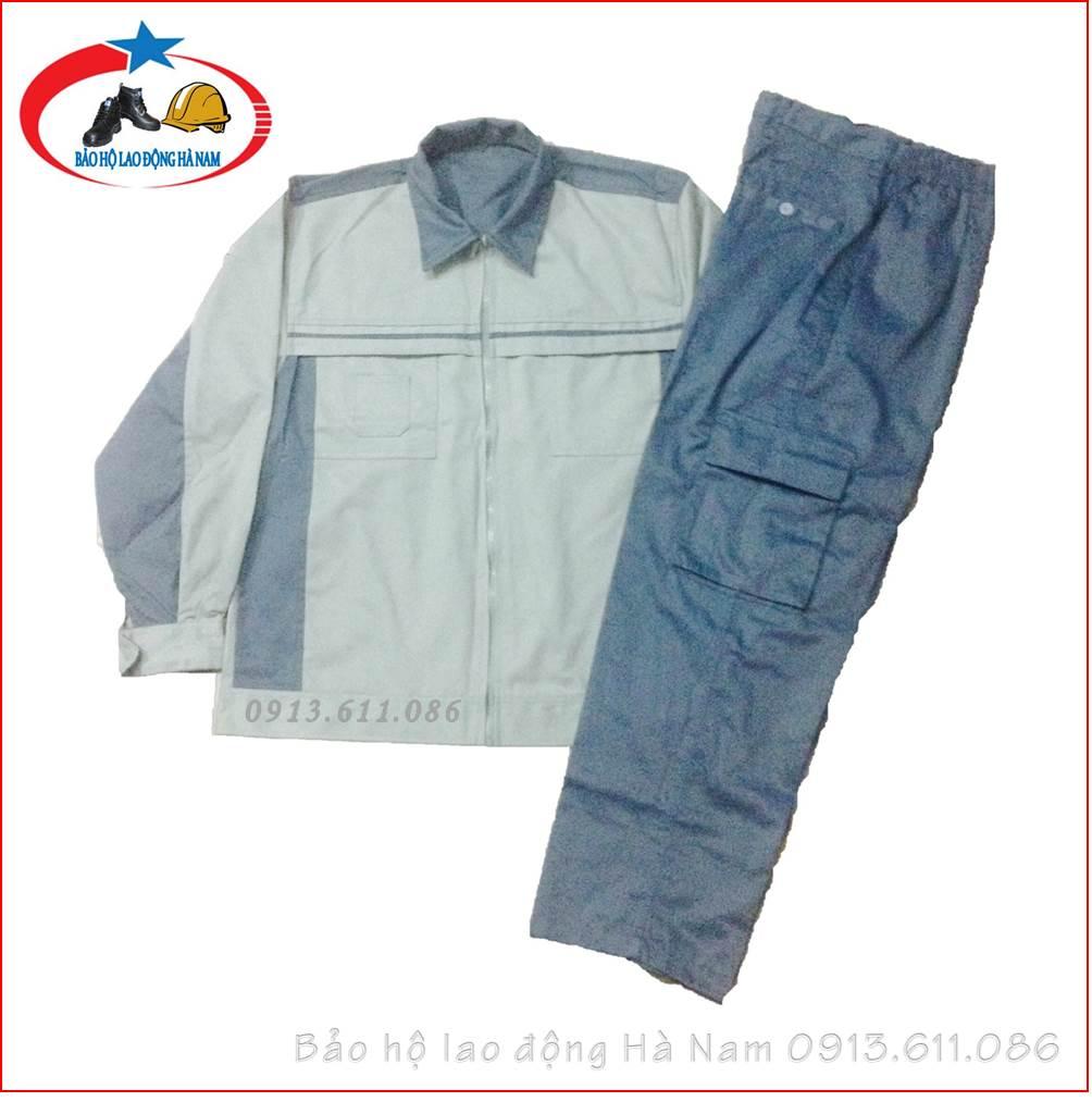 Quần áo Bảo hộ lao động Mẫu_A11
