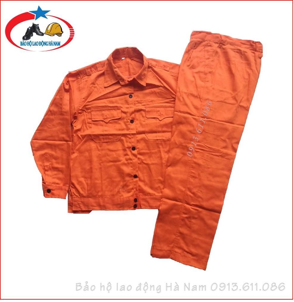 Quần áo Bảo hộ lao động Mẫu_A12