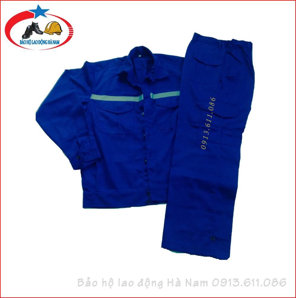 Quần áo Bảo hộ lao động Mẫu_A14