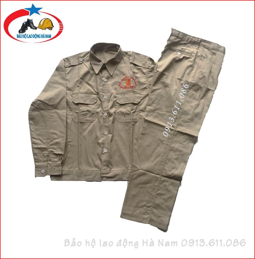 Quần áo Bảo hộ lao động Mẫu_A15