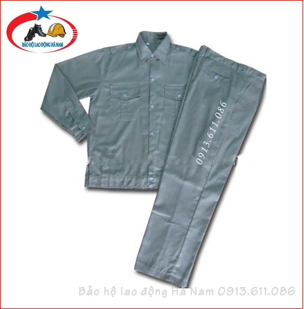 Quần áo Bảo hộ lao động Mẫu_A16
