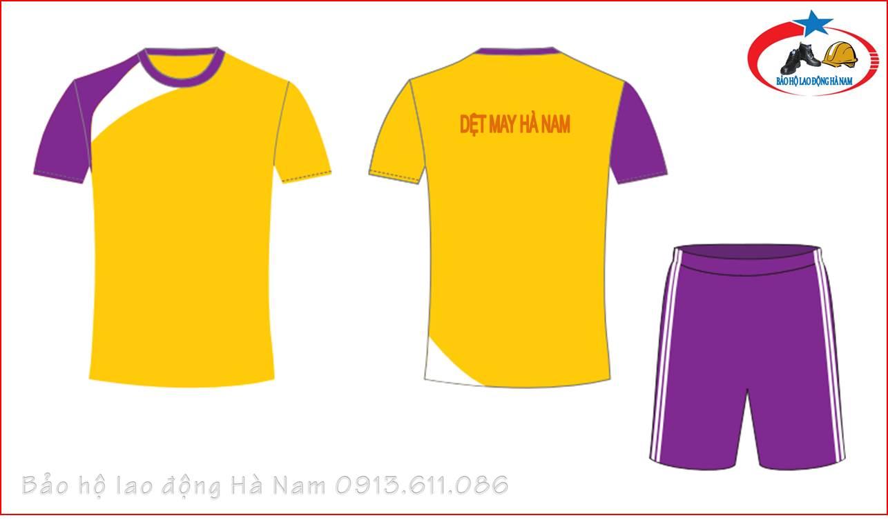Mẫu quần áo đồng phục 1