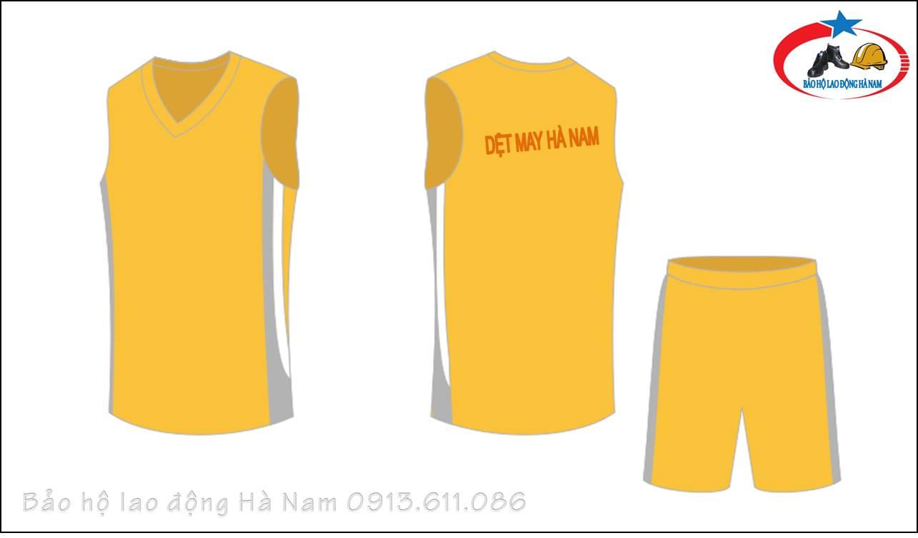 Mẫu quần áo đồng phục 2