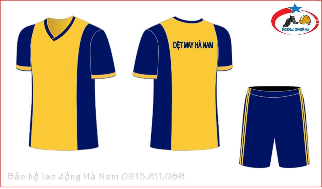 Mẫu quần áo đồng phục 3